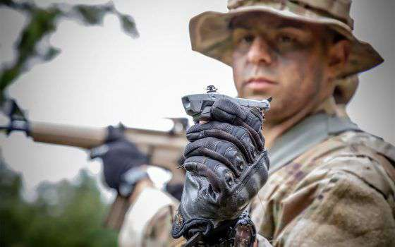 Un mini-drone spia per i soldati americani