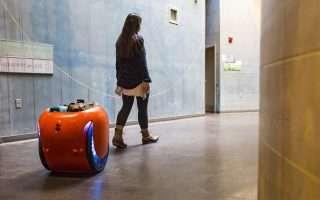 Piaggio Gita: il robot che ti segue e lavora per te