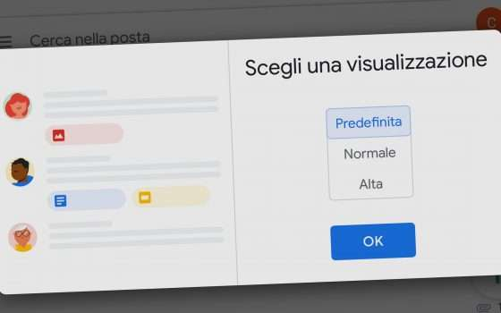 Gmail cambia pelle: restyling su Android e iOS