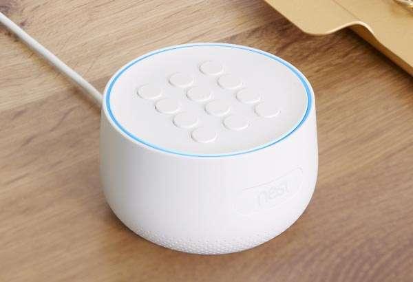Guard è la componente smart del pacchetto Nest Secure per la casa