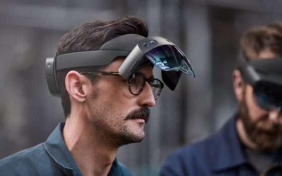 HoloLens 2: l'evoluzione della Mixed Reality