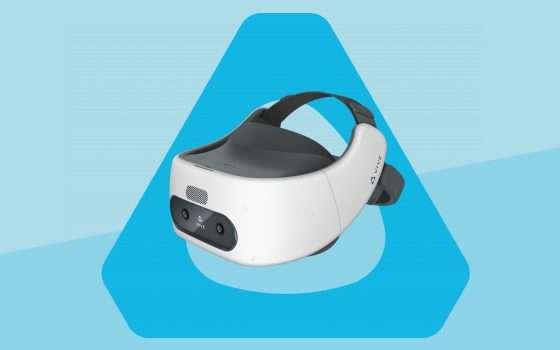 HTC VIVE Focus Plus, realtà virtuale per l'azienda