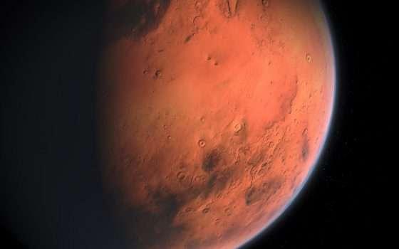 Meteo: su Marte fa freddo, copritevi bene