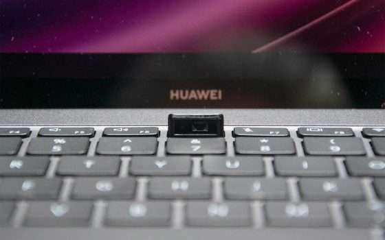 Il nuovo Huawei MateBook X Pro e MateBook 14