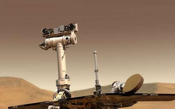 Opportunity: da Marte è tutto, missione compiuta