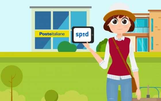 Poste Italiane: da oggi lo SPID è più facile