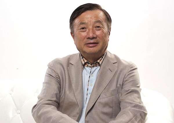 Ren Zhengfei, co-fondatore e CEO di Huawei