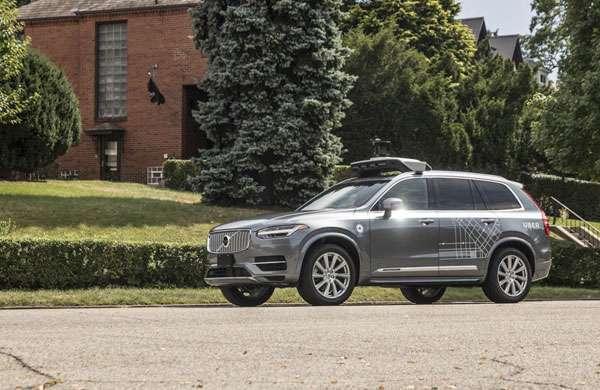 Uber e guida autonoma