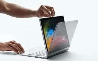 Surface Book 2, le immagini