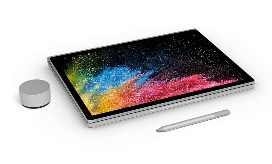Surface Book 2 (15 pollici)