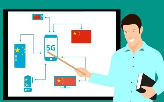 Parlamento Europeo unito contro la Cina del 5G