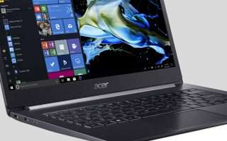 Acer TravelMate X514-51, notebook per il business