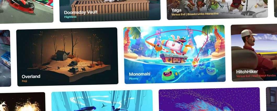 Apple Arcade: i giochi di App Store in abbonamento