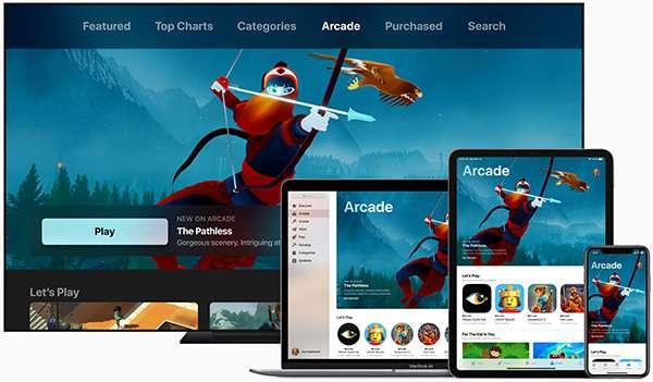 Apple Arcade: i dispositivi compatibili