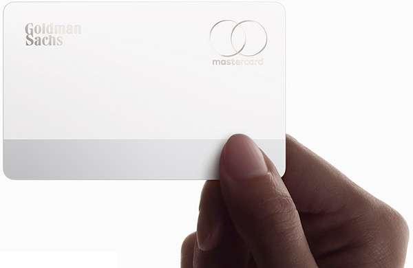 Apple Card è realizzata in collaborazione con Goldman Sachs e MasterCard