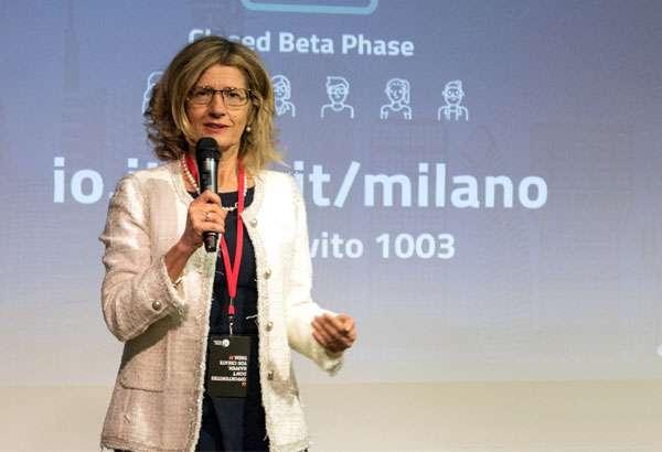 Roberta Cocco, Assessore a Trasformazione Digitale e Servizi Civici del Comune di Milano