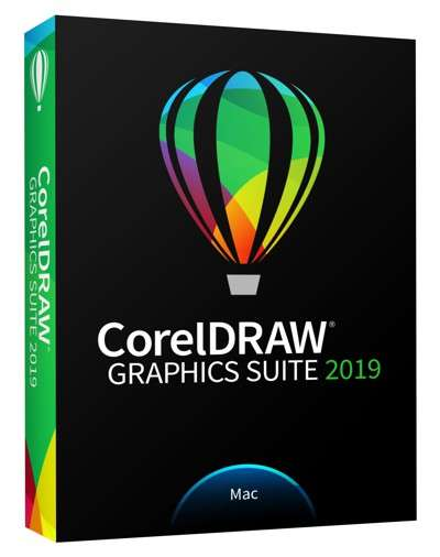 CorelDraw Graphic Suite 2019 per Mac