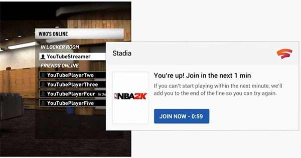 Google Stadia: la funzionalità Crowd Play