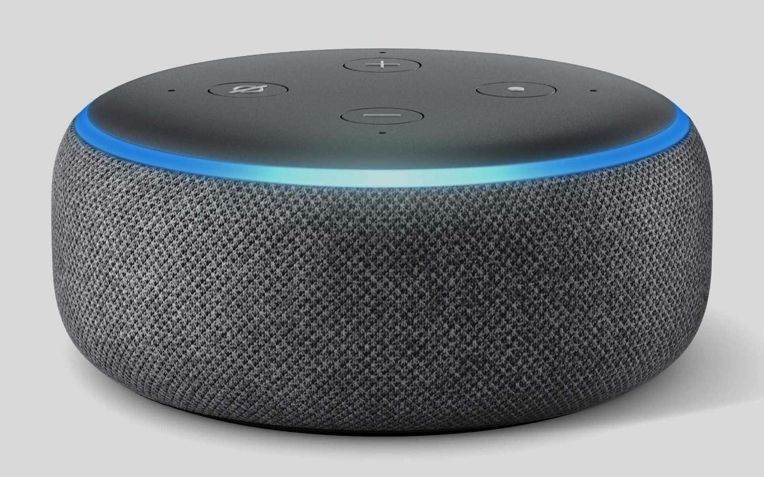 Amazon Echo - cover