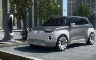 FIAT Concept Centoventi, auto elettrica e modulare