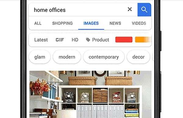 L'advertising nelle ricerche di Google Immagini