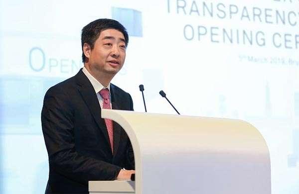 Ken Hu, Deputy Chairman di Huawei