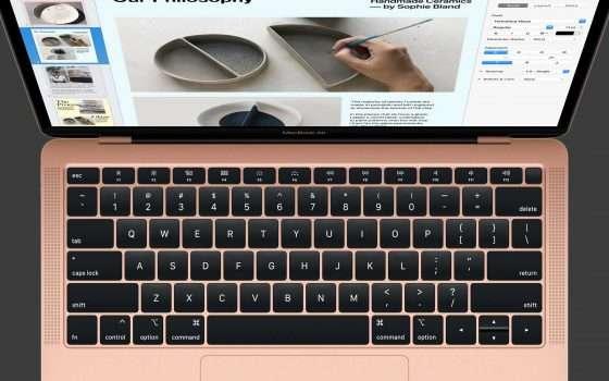Addio alle tastiere Butterfly per i nuovi MacBook?