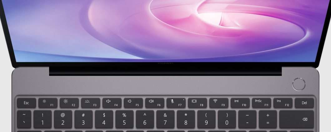 Un nuovo MateBook da Huawei in arrivo a luglio?