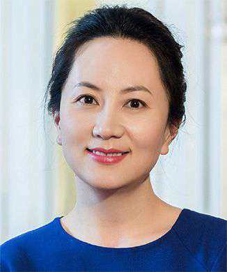 Meng Wanzhou, CFO di Huawei
