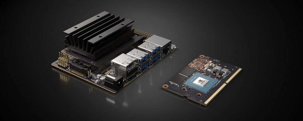 NVIDIA Jetson Nano: la scheda da 99 dollari con IA