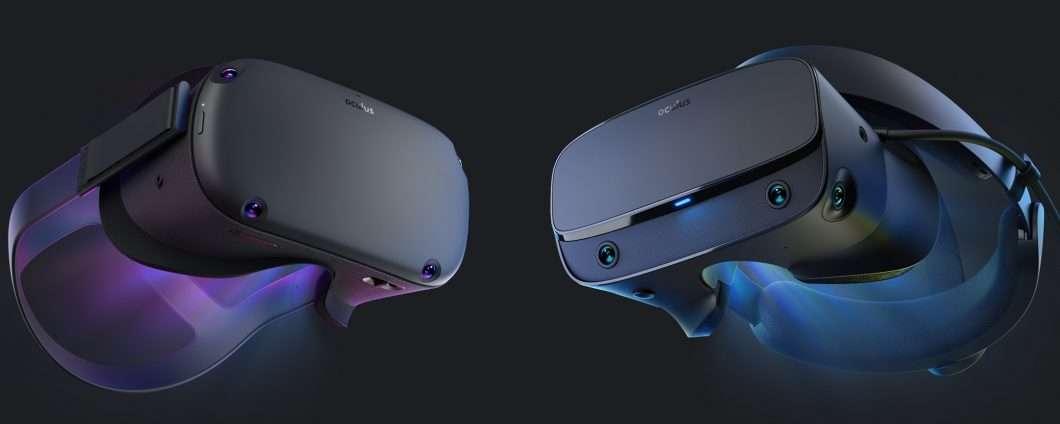 Oculus Rift S in primavera, Oculus Quest nel 2019