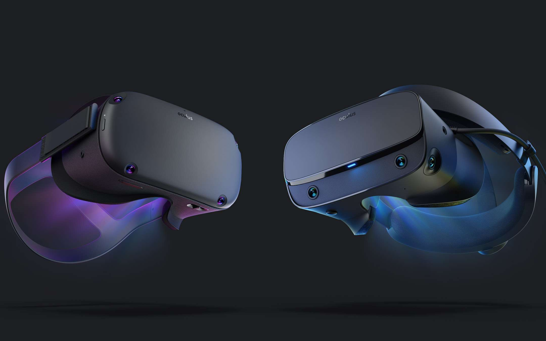 Oculus Quest, Oculus Rift S