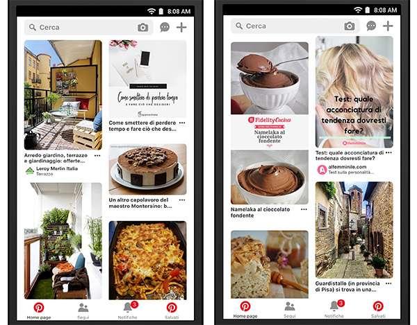 Pinterest: le inserzioni pubblicitarie anche in Italia