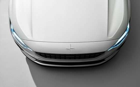 Polestar 2, l'auto elettrica con Assistente Google