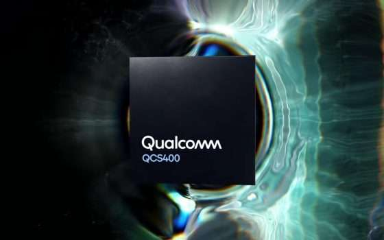 I SoC Qualcomm QCS400 per gli smart speaker