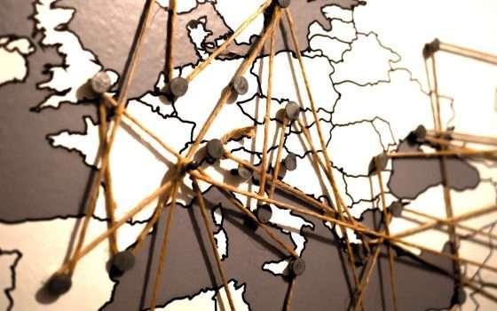 Internet ha retto: il traffico inizia a scendere