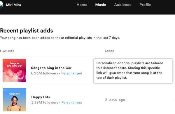 Spotify: playlist personalizzate con l'IA