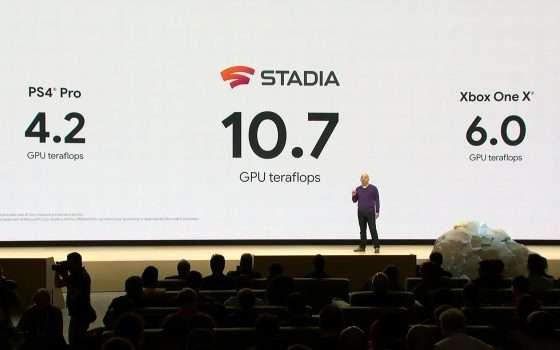 Stadia: il cloud di Google per il gaming