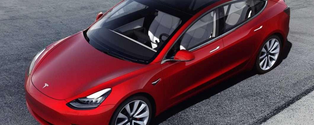 Se vorrai comprare una Tesla dovrai farlo online