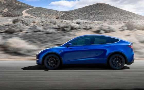 Model Y: ecco il SUV elettrico di Tesla