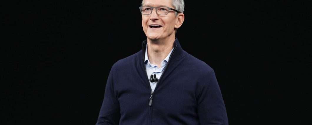 Gli occhiali AR di Apple entro un anno