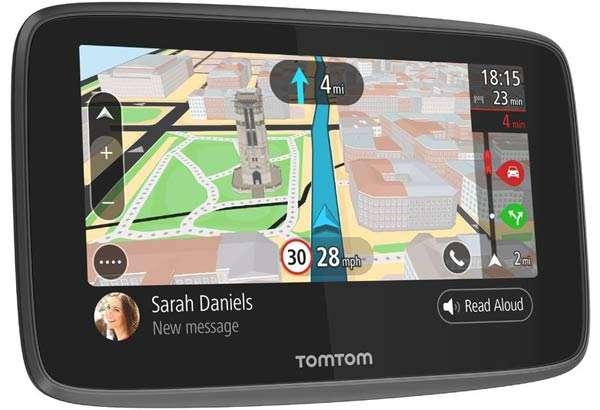 Il navigatore stradale TomTom Go 5200