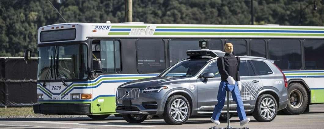 Uber non è responsabile per l'incidente del 2018