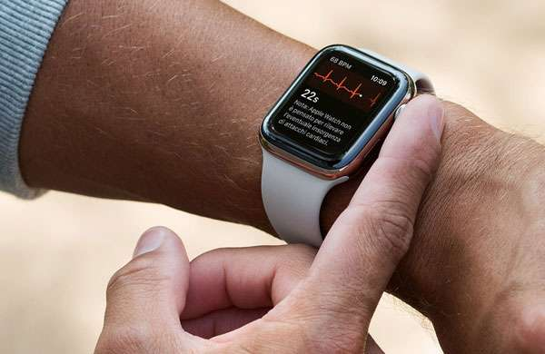 La funzionalità ECG di Apple Watch