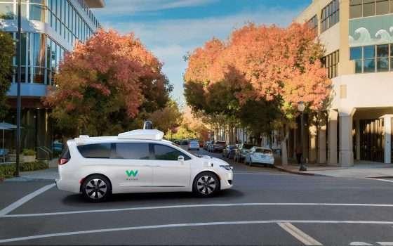 Self-driving car: Waymo cerca investitori