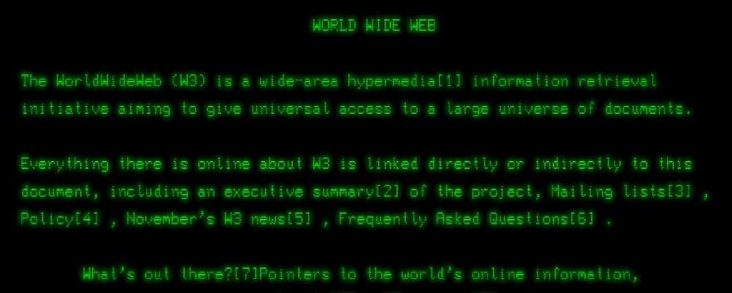 30 anni di WWW: Tim Berners-Lee e un'idea di IoT