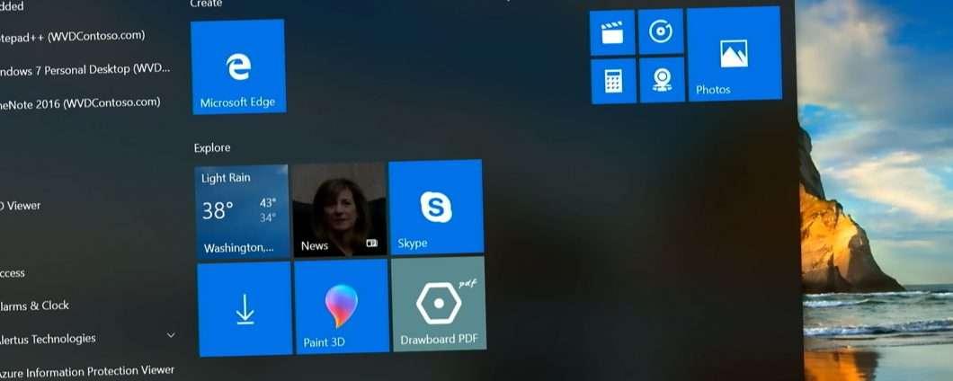 Da oggi Windows Virtual Desktop è in anteprima