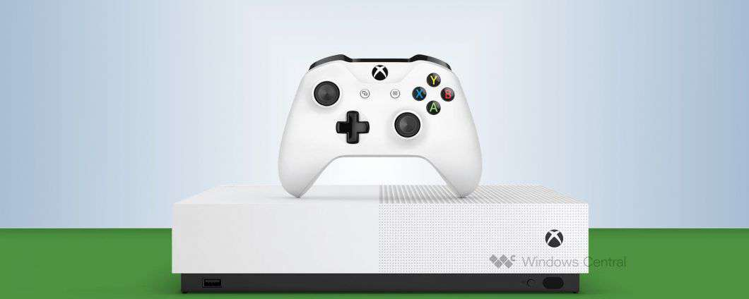Microsoft, la prossima Xbox non ha il lettore DVD