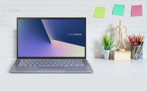 ASUS ZenBook 14 (UX431) arriva oggi in Italia