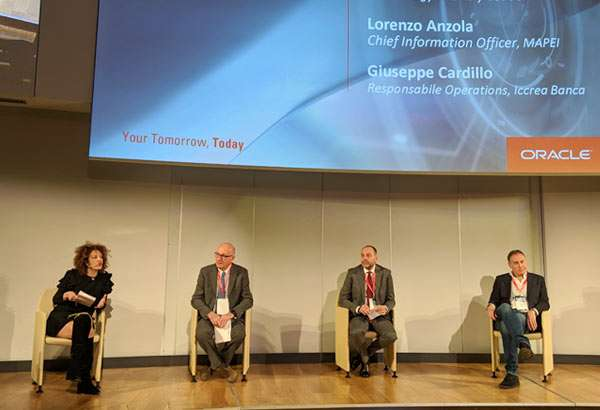 Oracle Cloud Innovation Day 2019: la tavola rotonda